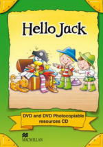 Captain Jack - Hello Jack Multimedia Pack DVD-ROM
