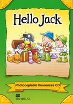Captain Jack - Hello Jack Photocopiable CD-ROM