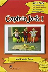 Captain Jack 1 Multimedia Pack DVD-ROM