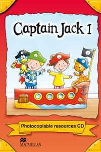 Captain Jack 1 Photocopiable CD-ROM