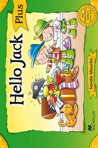 Captain Jack - Hello Jack Pupil's Book Plus Pack