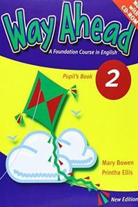 Way Ahead new 2  Pupil's Book + CD