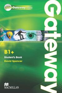 Gateway B1+ Student's Book + Webcode Pack