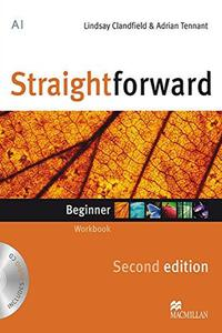 Straightforward 2nd Edition Beginner Workbook without Key with Audio CD