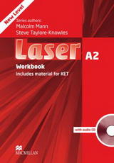 Laser new A2 Workbook without Answer Key with CD