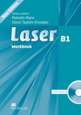 Laser new B1 Workbook without Key with Audio CD
