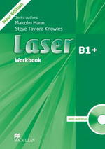 Laser new B1+ Workbook without Key with Audio CD