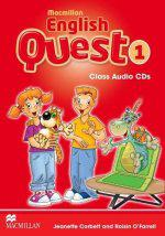 English Quest 1 CD