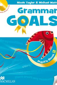 Grammar Goals 2  Pupil's Book with Grammar Workout CD-ROM