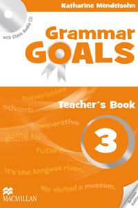 Grammar Goals 3 Teacher's Book with Class Audio CD