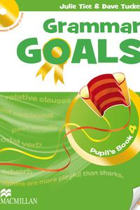 Grammar Goals 4  Pupil's Book with Grammar Workout CD-ROM