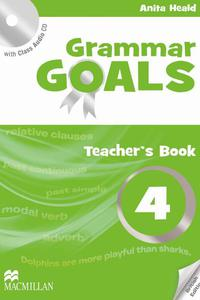 Grammar Goals 4 Teacher's Book with Class Audio CD