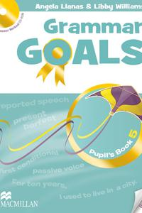 Grammar Goals 5  Pupil's Book with Grammar Workout CD-ROM