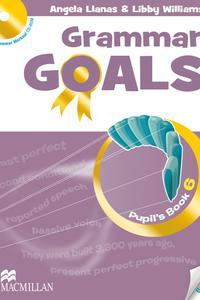 Grammar Goals 6  Pupil's Book with Grammar Workout CD-ROM