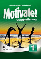 Motivate! 1 Interactive Classroom DVD-ROM
