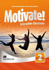 Motivate! 2 Interactive Classroom CD-ROM