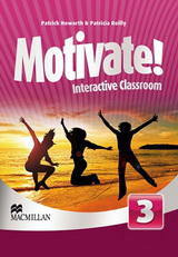 Motivate! 3 Interactive Classroom CD-ROM