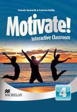 Motivate! 4 Interactive Classroom DVD-ROM