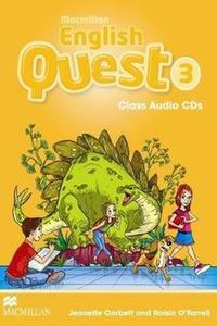 English Quest 3 CD
