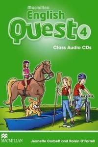 English Quest 4 CD