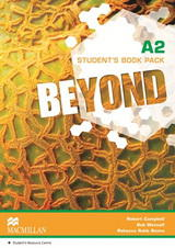 Beyond A2 Student's Book with Webcode for Student's Resource Centre
