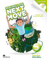 Next Move Starter Pupil's Book with DVD-ROM