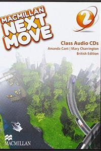 Next Move 2 Class Audio CDs (2)
