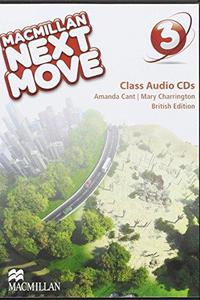 Next Move 3 Class Audio CDs