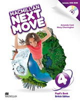 Next Move 4 Pupil's Book with DVD-ROM