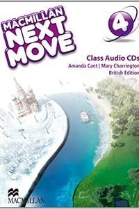 Next Move 4 Class Audio CDs (2)