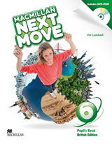 Next Move 6 Pupil's Book with DVD-ROM