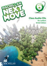 Next Move 6 Class Audio CDs (2)