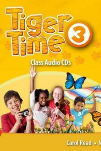 Tiger Time 3 CD