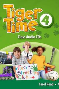 Tiger Time 4 CD