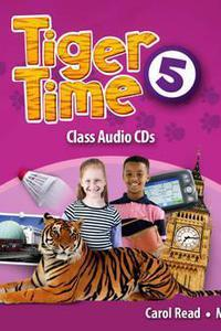 Tiger Time 5 CD