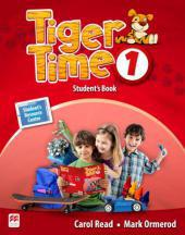 Tiger Time 1 Student´s book + eBook Pack