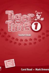 Tiger Time 1 Teacher's Book + eBook Pack