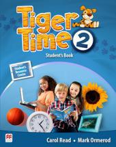 Tiger Time 2 Student´s book + eBook Pack