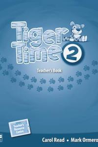 Tiger Time 2 Teacher's Book Pack + ebook
