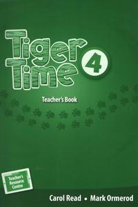 Tiger Time 4 TB+ ebook