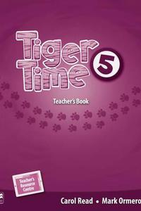 Tiger Time 5 TB+ebook