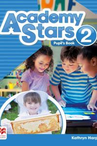Academy Stars 2 Pupil's Book Pack