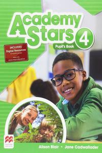 Academy stars 4 Pupil's Book Pack