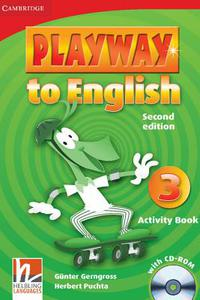 Playway to English 2ed. 3 WB