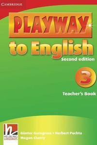 Playway to English 2ed. 3  TB