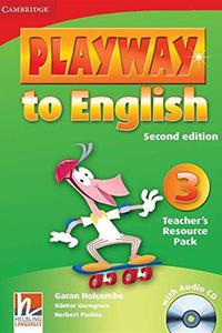 Playway to English 2ed. 3 TRP