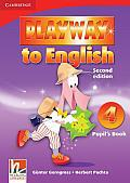 Playway to English 2ed. 4 PB