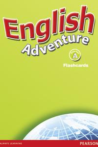 English Adventures A Flashcard