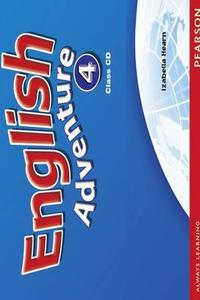 English Adventures 4 CD
