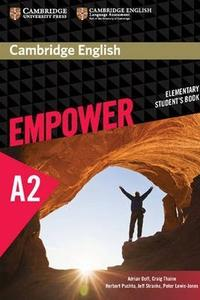 Empower Elementary Student´s Book (A2)